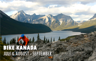KANADA: BIKE & ROADTRIP
